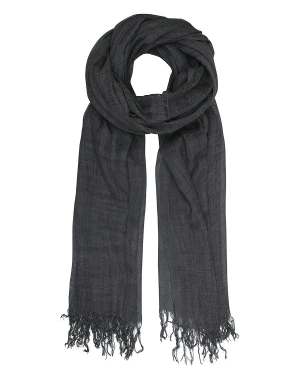 Basic Wool Scarf 6