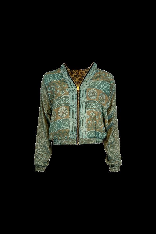 LUNA jacket 6 pcs.desert blue 4