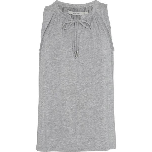 2004111-2 - Grey melange jersey - Main