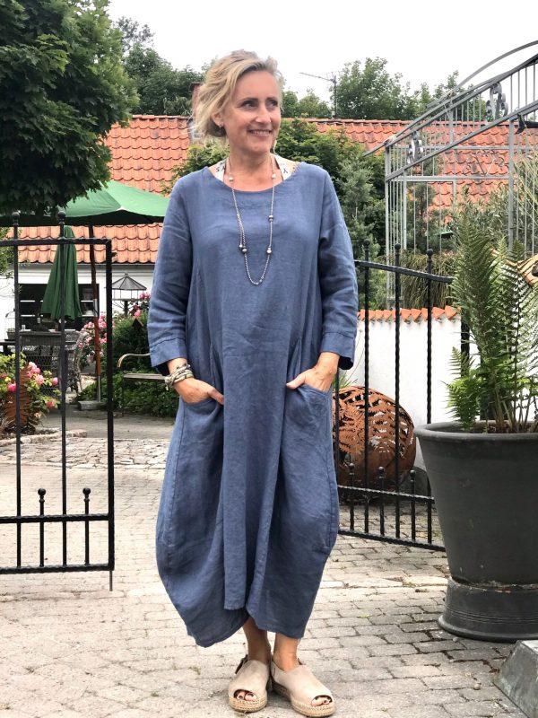 janne k mille dress blue