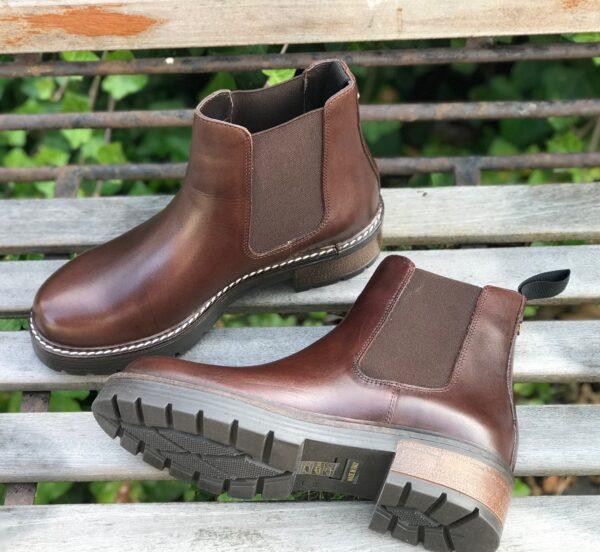 Piro støvle siden